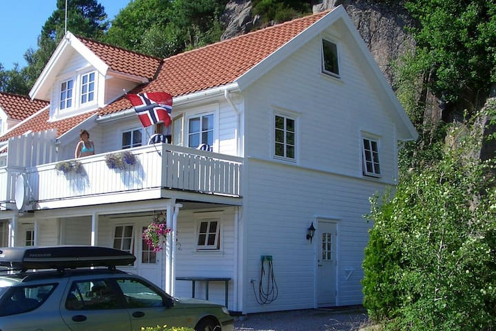 8 person holiday home in lindesnes