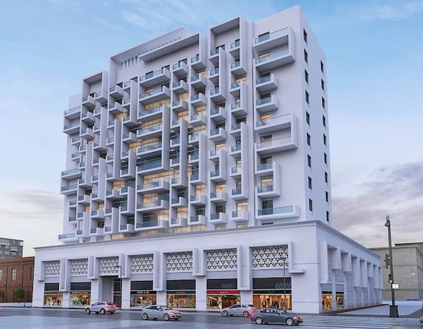 Brand new 1 bedroom apartments