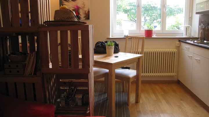 Kleines & Feines City-apartement  (small & cosy)