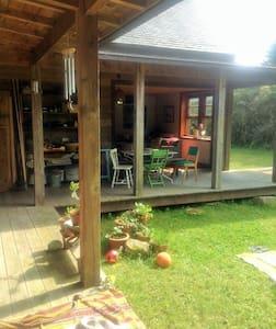 Maison en chanvre/chaux à 5 minutes de la mer - Saint-Renan