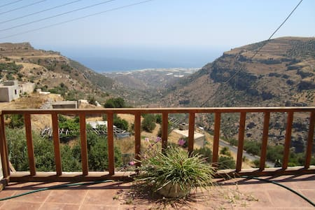 Traditional house in  the mountains - Agios Stefanos
