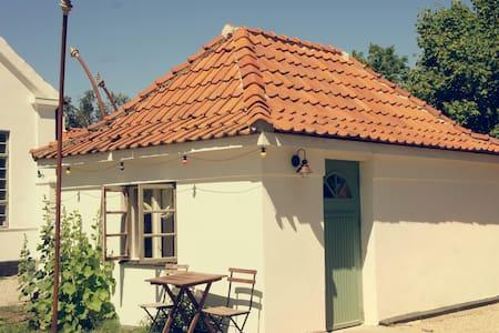 Family Pavilion på Hotell Vagabond - Abbekås - Cabane