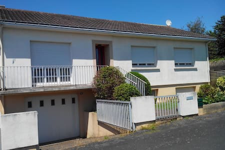 House in a quiet area - Cholet