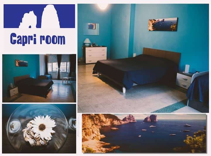 B&B Chiara Napoli - Capri room