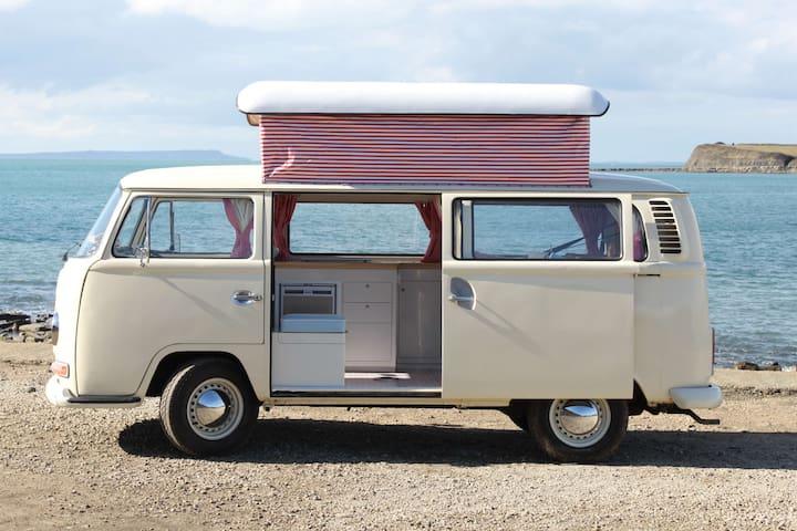Vintage VW Camper for hire - Marlow - Camper