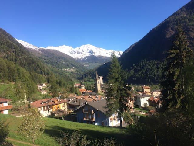 Mansarda Trentino-Campiglio - Ossana