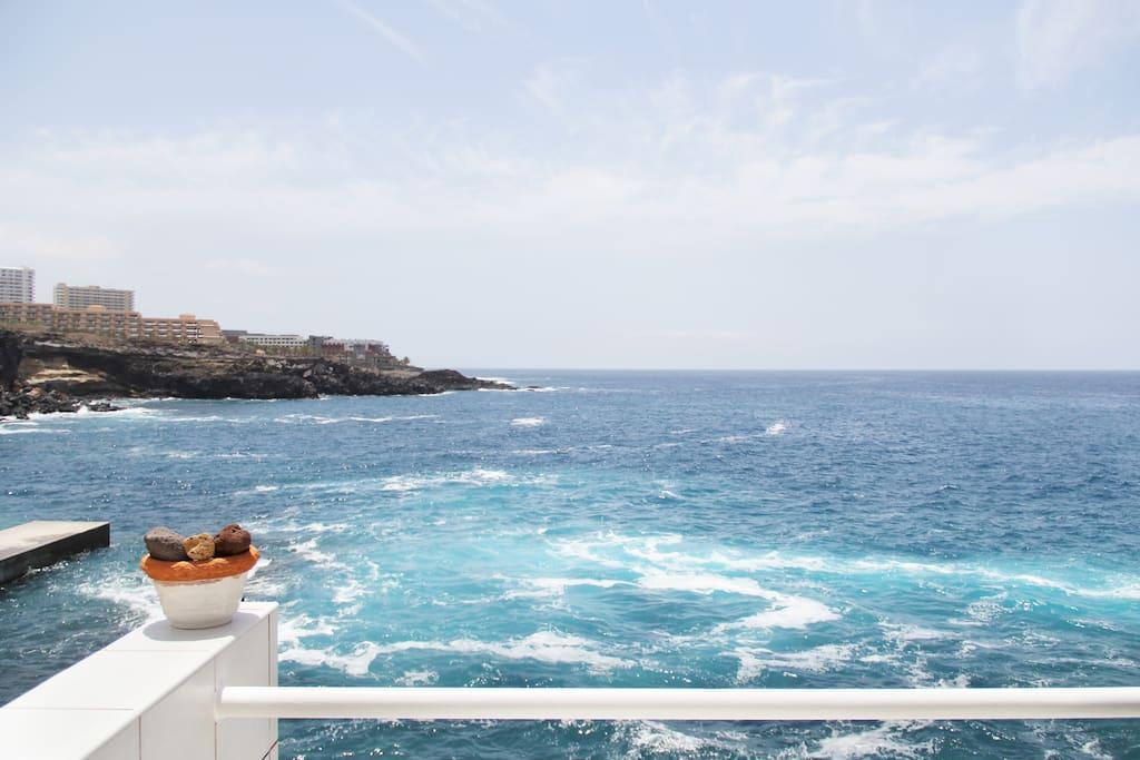 sea view!!!