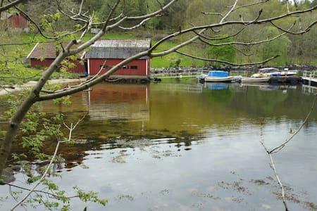 Cozy farmhouse  by the sea, Randøy - Hjelmeland - House - 2