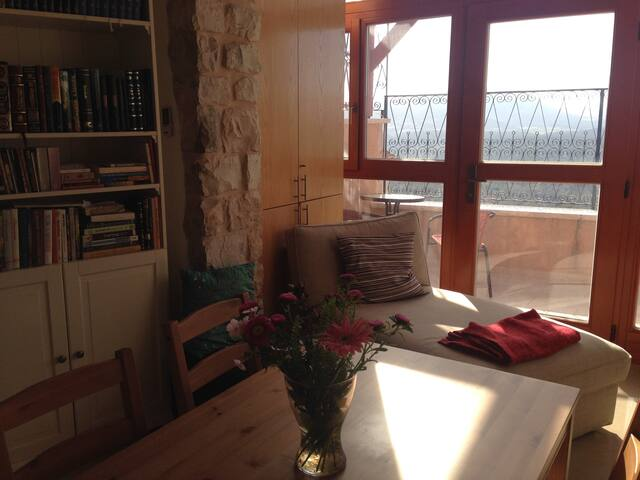Beautiful Old City Tsfat Apartment - Safed - Apartment