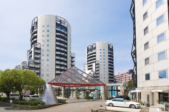 Service Apartment Maisonette type 96 square meters
