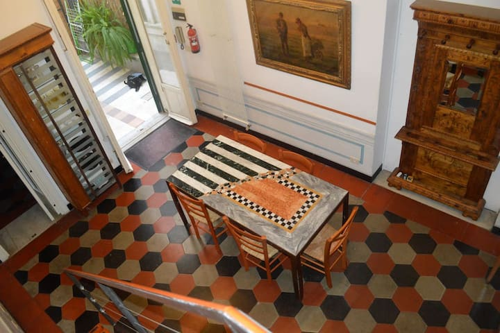 Old Rome Escape - Family Apartment