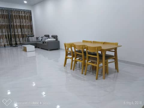 Rental House by Can Gio Beach / Nhà Ven Biển