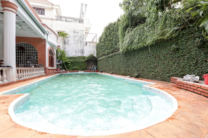 Green Villa-Huge Pool,Promo $300/nt