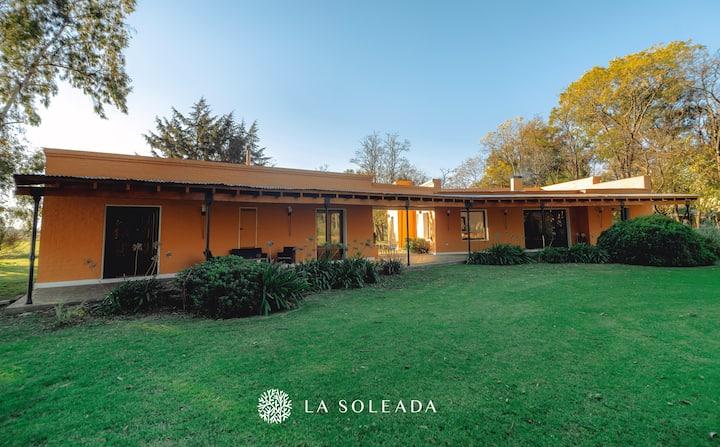 La Soleada - Casa Acqua