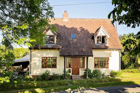 The Chestnuts B&B, Hartest, Suffolk - Bury St. Edmunds