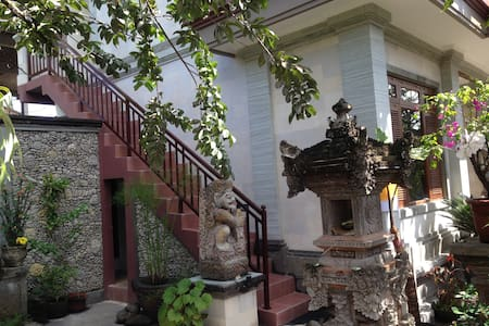 Pio - Pio House near Yoga Barn Ubud - Ubud - Bed & Breakfast