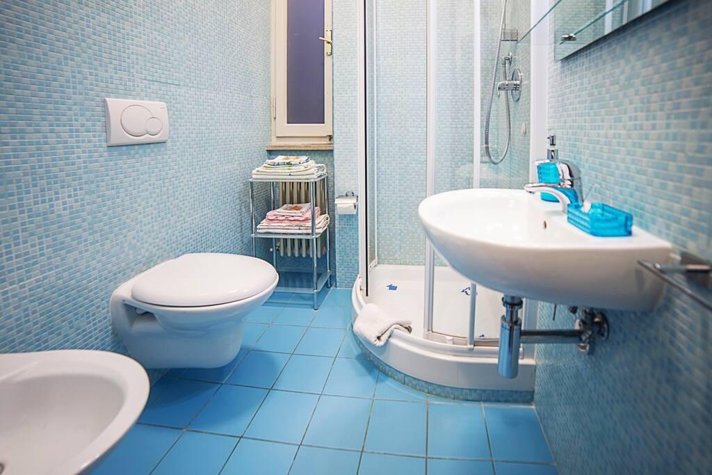 Il bagno Ortensia