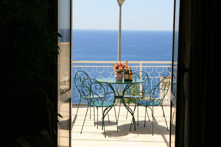 Fantastic,sea view,great location - Cavtat - Appartement