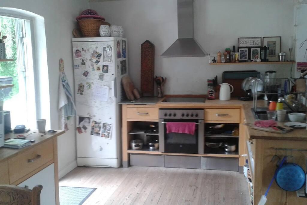 Køkken/kitchen