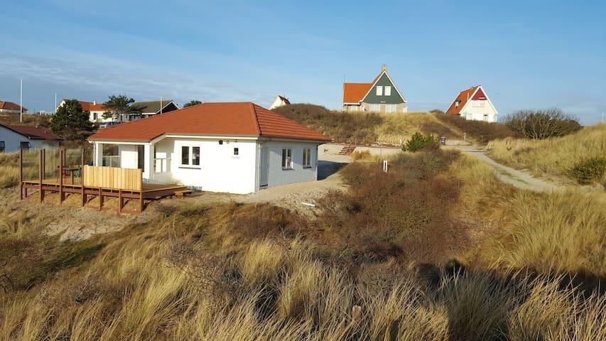 Comfortabel en gezellig huis in de duinen - Midsland - Casa