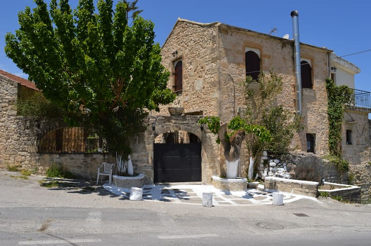traditional creta house - Argiroupoli - House