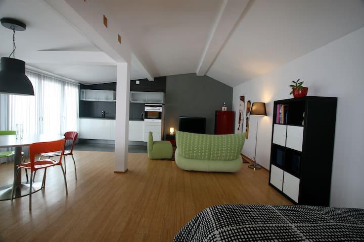 La crique de l'evole - Neuchâtel - Apartment