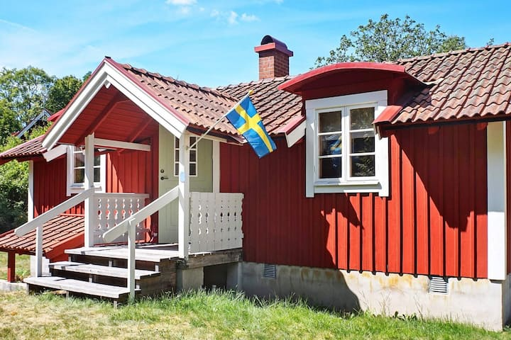 4 person holiday home in TRENSUM