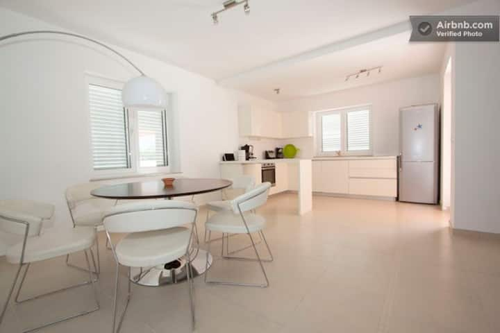 most beautiful apartment in Rab