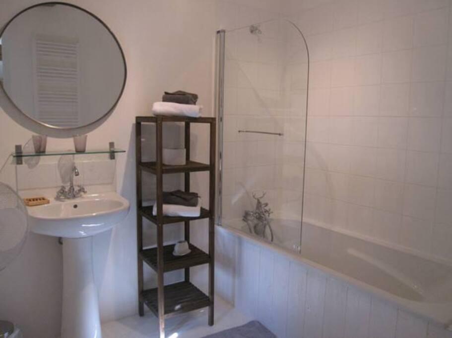 salle de bain Gaillac Baignire et douche