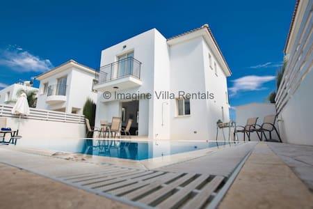 Villa Thea, Luxury 3 Bedroom Villa - Pernera - Villa