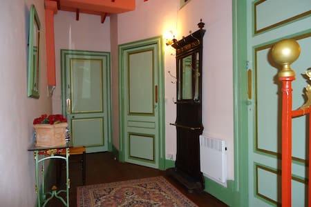 Appart dans un chateau - Grézet-Cavagnan - Kastil