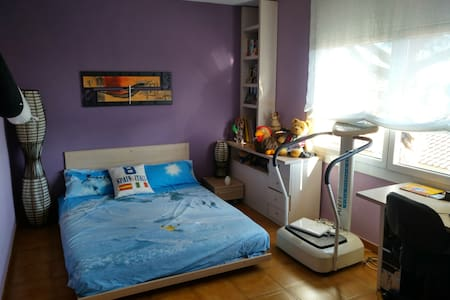 Habitación para vacaciones familiares - Vilassar de Dalt - 独立屋