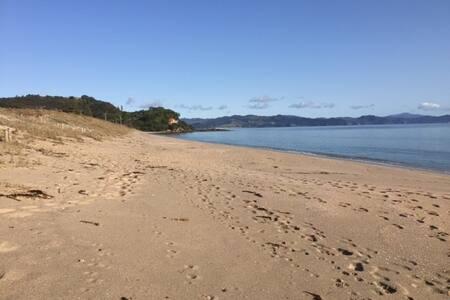 The Green Bach, Rings Beach, Whitianga
