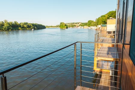 Floating Apartment - Terrace&View - Beograd