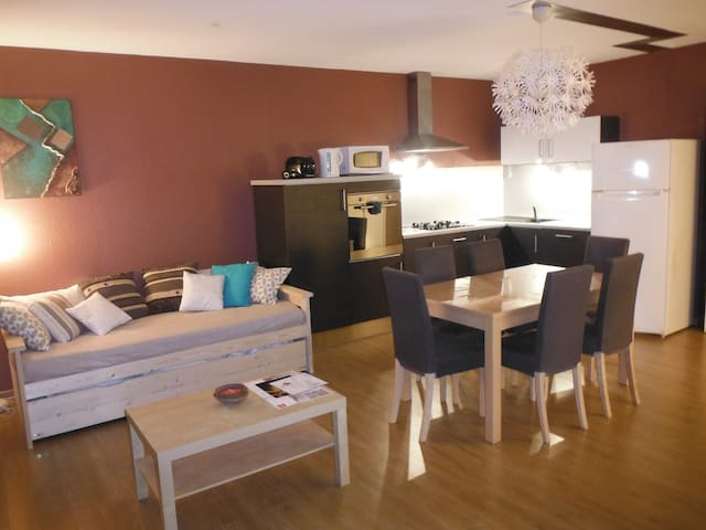 Appartement rénové*** 52m2 + wifi - Chamrousse - Apartment