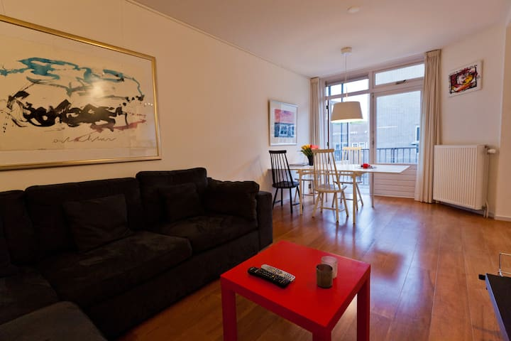 Jardin Dreams | Warm | 2 Bedrooms|Renovated| - Amsterdam