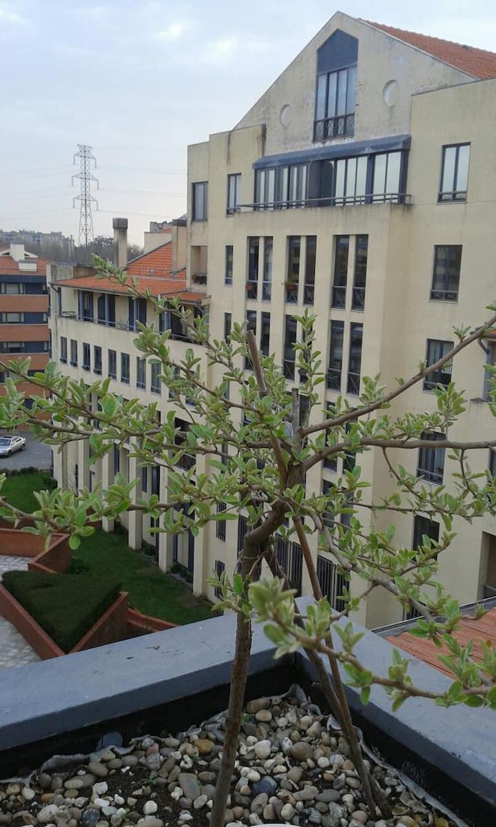 A minha casa é o teu hotel no Porto