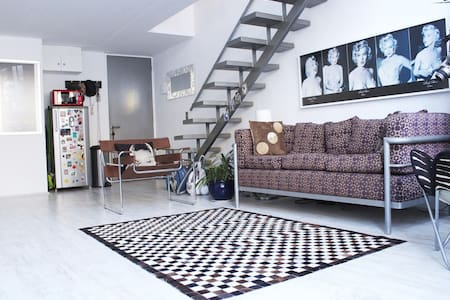 The chillest loft in Santiago - Recoleta