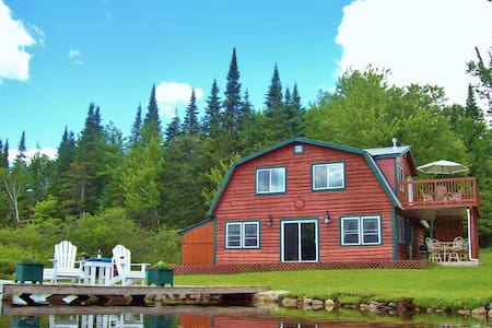 Beautiful Lake Front Cabin - Lunenburg - Rumah