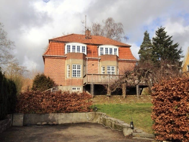 Beautiful period house close to Cph - Birkerød - Villa