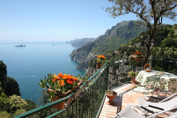 dream and relax in villa sofia!  - Positano - Appartamento