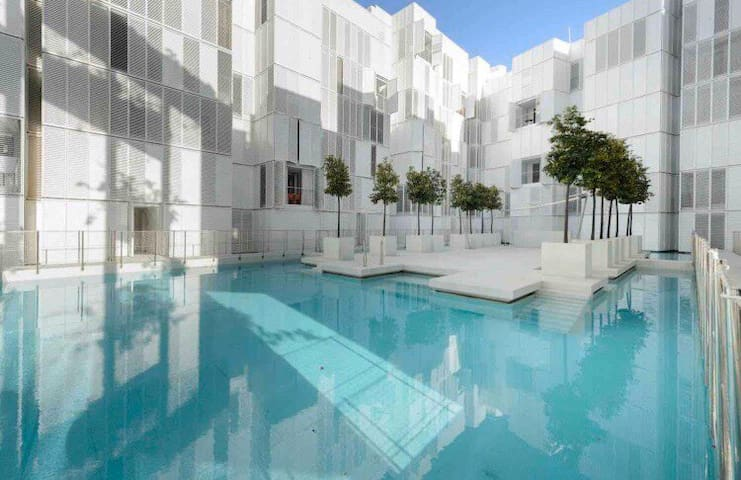 LUXURY APARTMENT PATIO- 3 BEDS-BEST LOCATION IBIZA