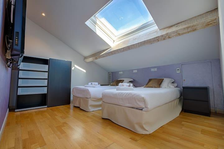 Chambre - Rg Duplex