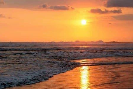 Casa frente al mar playa Bejuco - bejuco