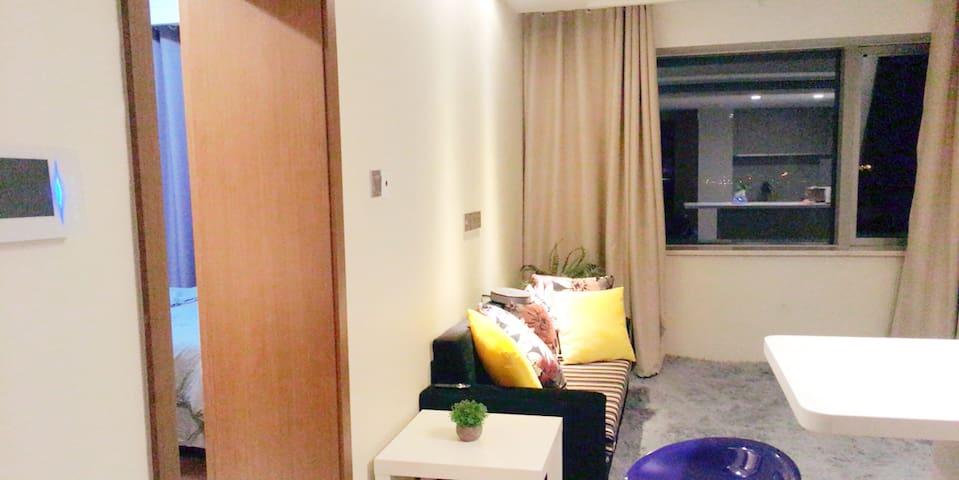 俯瞰鼓浪屿的整套Bulin Bulin 海景公寓