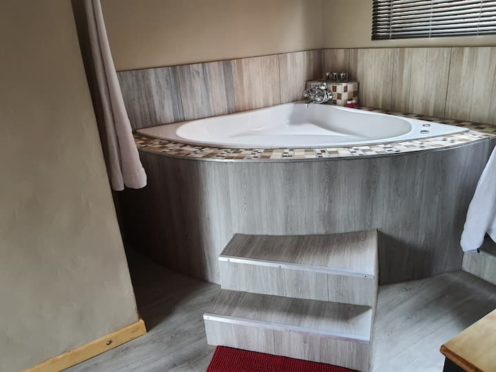 The Crooked Forest: Luxury Spa-bath Room