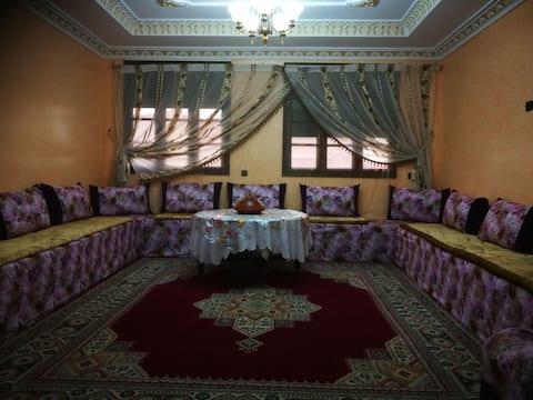 Maison Mustapha Hatim et Malika Fallahi