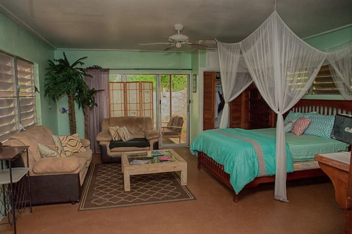 Island Breeze Studio @Caribbean Breeze - Frederiksted