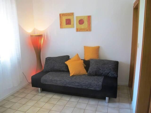 Ferienwohnung Schlossgarten - Burrweiler - Apartment