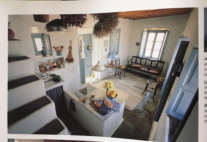 Lovely Traditional House For Two - Serifos - Huis